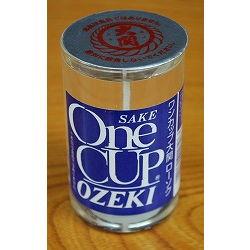 好物シリーズ ろーそく お酒(大関)ワンカップ